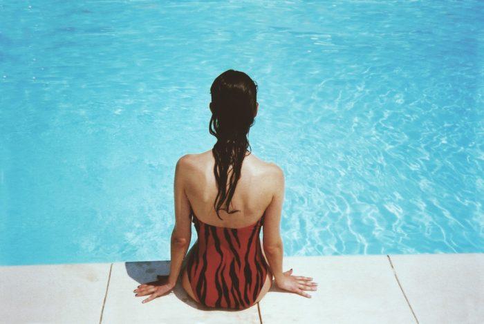 afvallen door te zwemmen